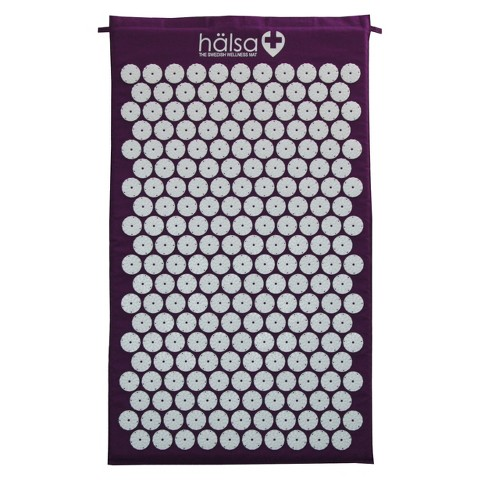 Halsa Acupressure Mat - Purple