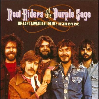 Instant Armadillo Blues: Best of 1971-1975 [Explicit Lyrics]