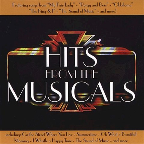 Hits from the Musicals (Columbia River)