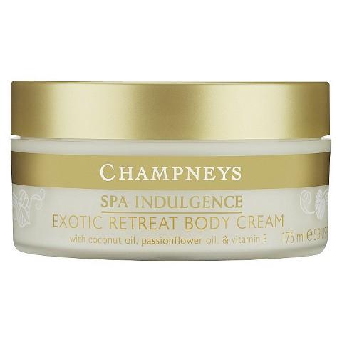Champneys Exotic Retreat Body Cream - 5.9 oz