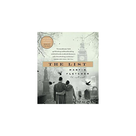 The List (Unabridged) (Compact Disc)