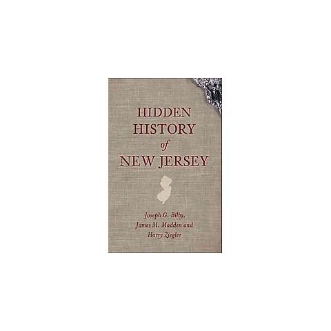 Hidden History of New Jersey (Paperback)