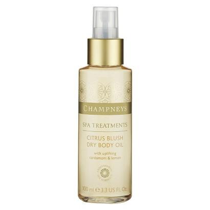 Champneys Citrus Blush Dry Body Oil - 3.3 oz