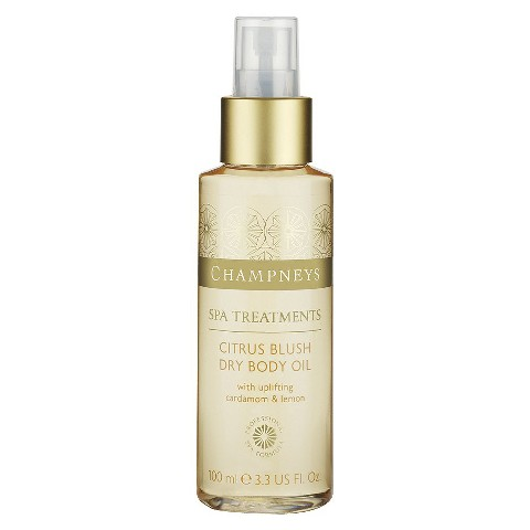 Champneys Citrus Blush Dry Body Oil - 3.3 oz