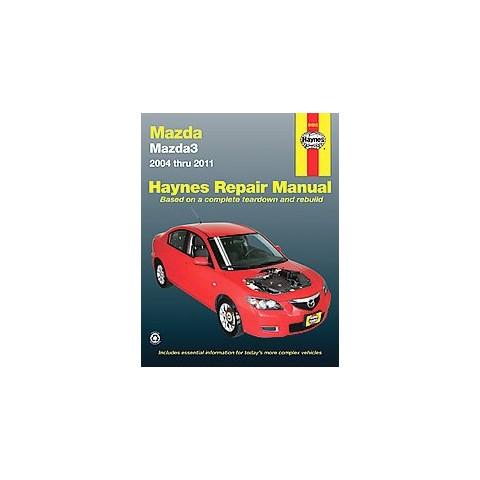 Haynes Mazda3 Automotive Repair Manual (Paperback)