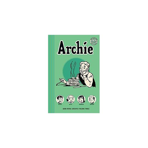 Archie Archives (Hardcover)