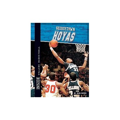 Georgetown Hoyas (Hardcover)