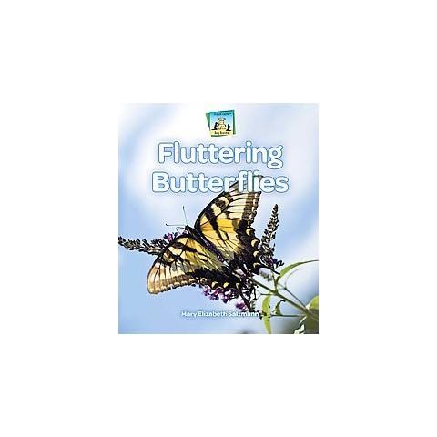 Fluttering Butterflies (Hardcover)
