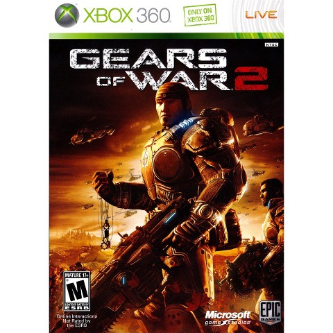 Gears of War 2: Game of the Year Edition (Xbox 360)