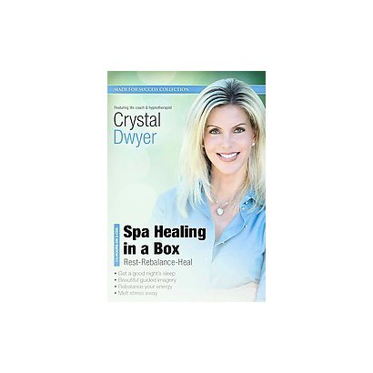 Spa Healing in a Box (Unabridged) (Compact Disc)
