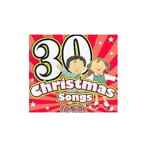 30 Christmas Songs for Kids (Compact Disc)