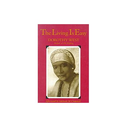 The Living Is Easy (Reprint) (Paperback)