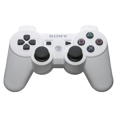 Sony PS3 Dual Shock3 Contro-White