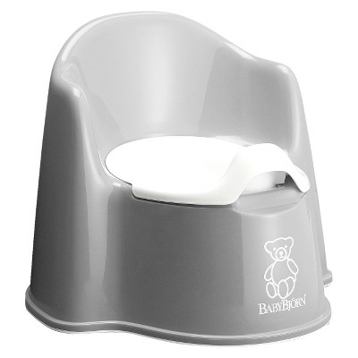 BABYBJÖRN Potty Chair - Gray