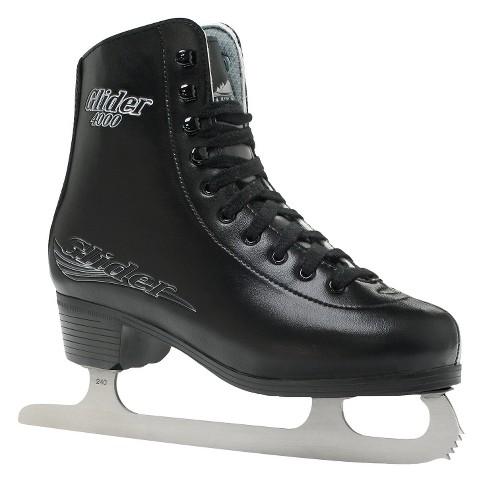 Lake Placid Glider 4000 Men's Figure Ice Skate - Black