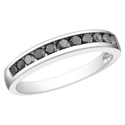 Black Diamond Fashion Ring
