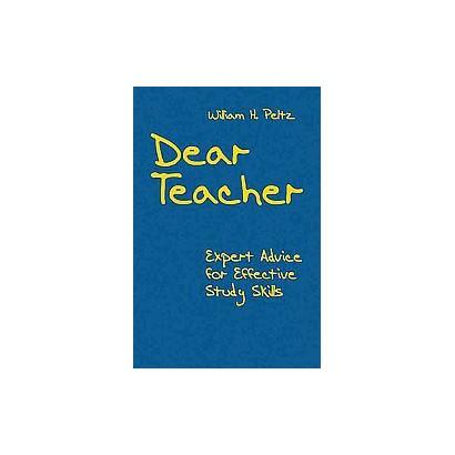 Dear Teacher (Hardcover)