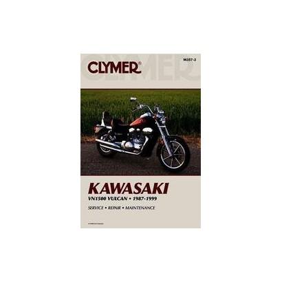 Kawasaki Vn1500 Vulcan, 1987-1999 (Paperback)