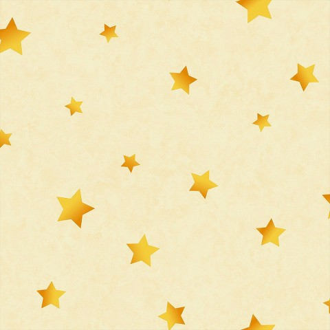 Toy Story Stars Wallpaper -  Cream