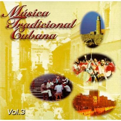 Musica Tradicional Cubana, Vol. 3