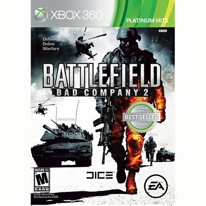 Battlefield: Bad Company 2 [Platinum Hits] (Xbox 360)