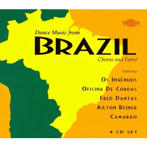 Dance Music from Brazil