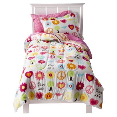 Circo® Peace Girl Bed Set