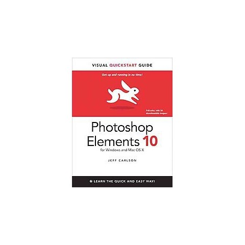 Photoshop Elements 10 for Windows and MAC OS X (Paperback)