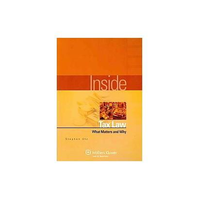 Inside Tax Law (Paperback)