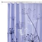 InterDesign Thistle Shower Curtains
