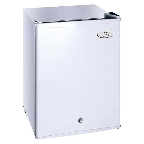 Sunpentown Upright Compact Freezer - White (1.1 cu.ft)