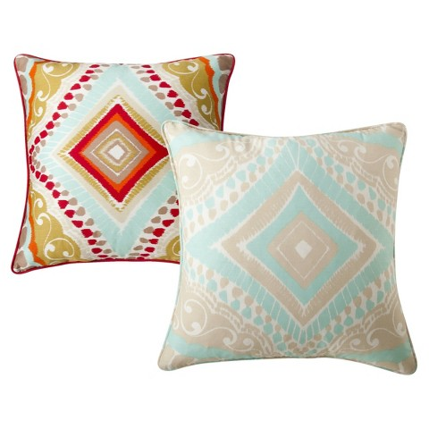 Boho Boutique® Utopia 2 pack Pillows
