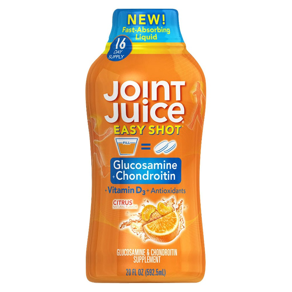 Joint Juice Glucosamine And Chondroitin Supplement Drink