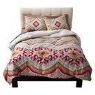 Utopia Reversible Comforter Set Multicolor - Boho Boutique™