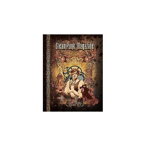 Steampunk Magazine (Paperback)