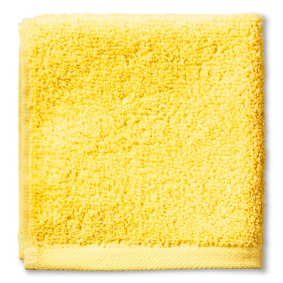ROOM ESSENTIALS™ WASHCLOTH - PINEAPPLE