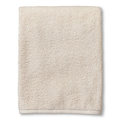 Fast Dry Bath Towel Bleached Sand - Room Essentials™