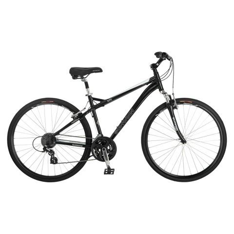 "Schwinn Mens Elite Series  Mica 28""/700c Hybrid Bike - Black"