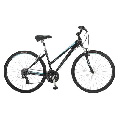 Schwinn Elite Series Womens Mica 700Cc Hybrid Bike - Black