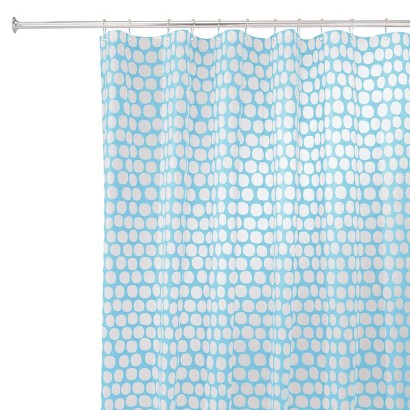 InterDesign Honeycomb Shower Curtain