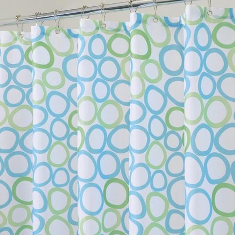 InterDesign Ringo Shower Curtain