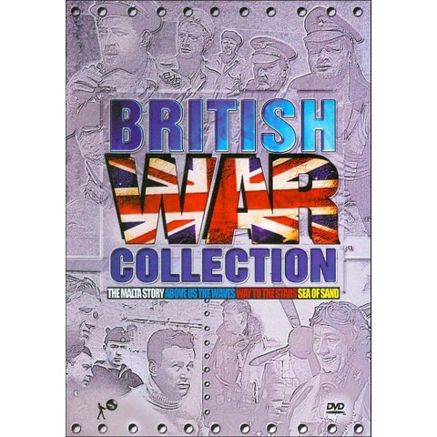 The Rank Collection: British War Collection (4 Discs)