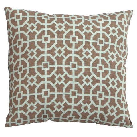"""Winn Outdoor Replacement Toss Pillow - 14"""""""