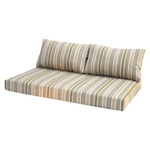 City Center 3 Piece Outdoor Loveseat Replacement Target