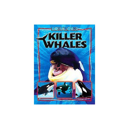 Killer Whales (Hardcover)