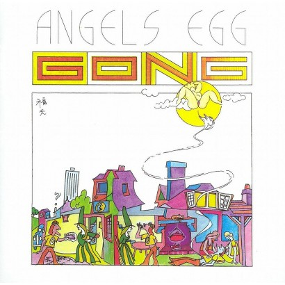 Angel's Egg (Radio Gnome Invisible, Pt. 2) (EMI)