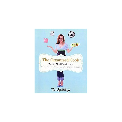 The Organized Cook Weekly Meal Plan System (Paperback)