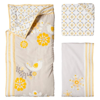 Migi Sweet Sunshine 3pc Crib Set