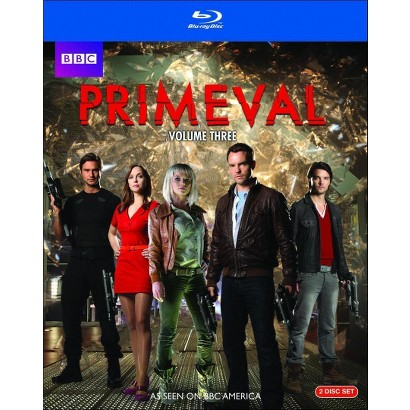Primeval, Vol. 3 (2 Discs) (Blu-ray) (Widescreen)