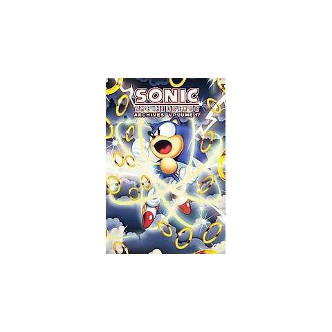 Sonic The Hedgehog Archives 17 (Paperback)